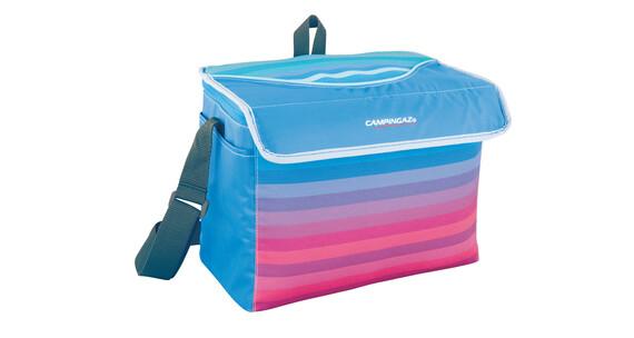 Campingaz MiniMaxi 4 koeltas roze/blauw
